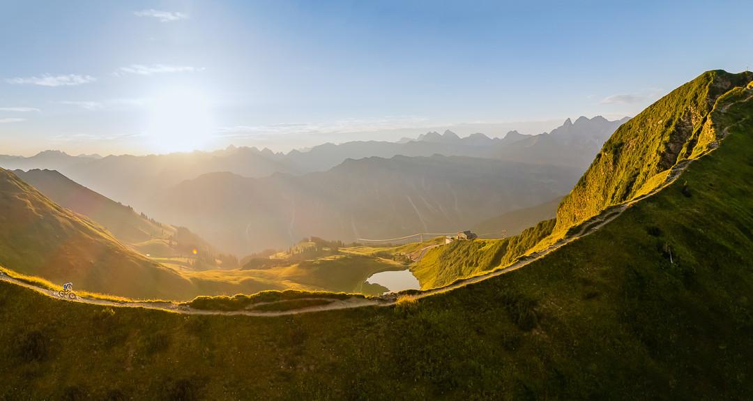 MTB-Fellhorn Panorama